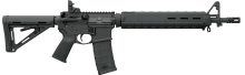 Photo Bushmaster  XM15 16 pouces MOE - MID LENGTH - NOIR cal .223REM