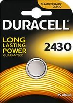 Photo Pile CR2430 3 volts - Duracell