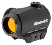 Photo Viseur point rouge Aimpoint Micro H1