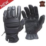 Photo Gants cuir Swat new design