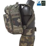 Photo Sac a dos militaire type felin 45l