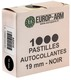 Photo A52419-Pastilles autocollantes diam. 15 ou 19 mm
