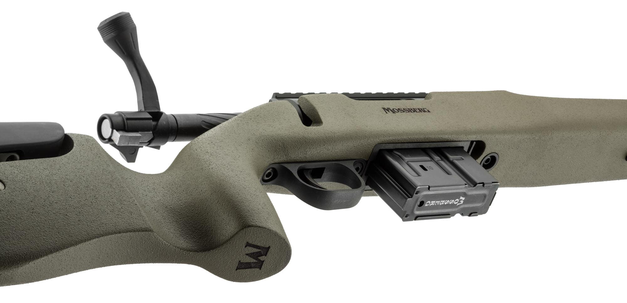 MO8010-8-MOSSBERG MVP SERIE LR TACTICAL BOLT ACTION 308W - MO8010
