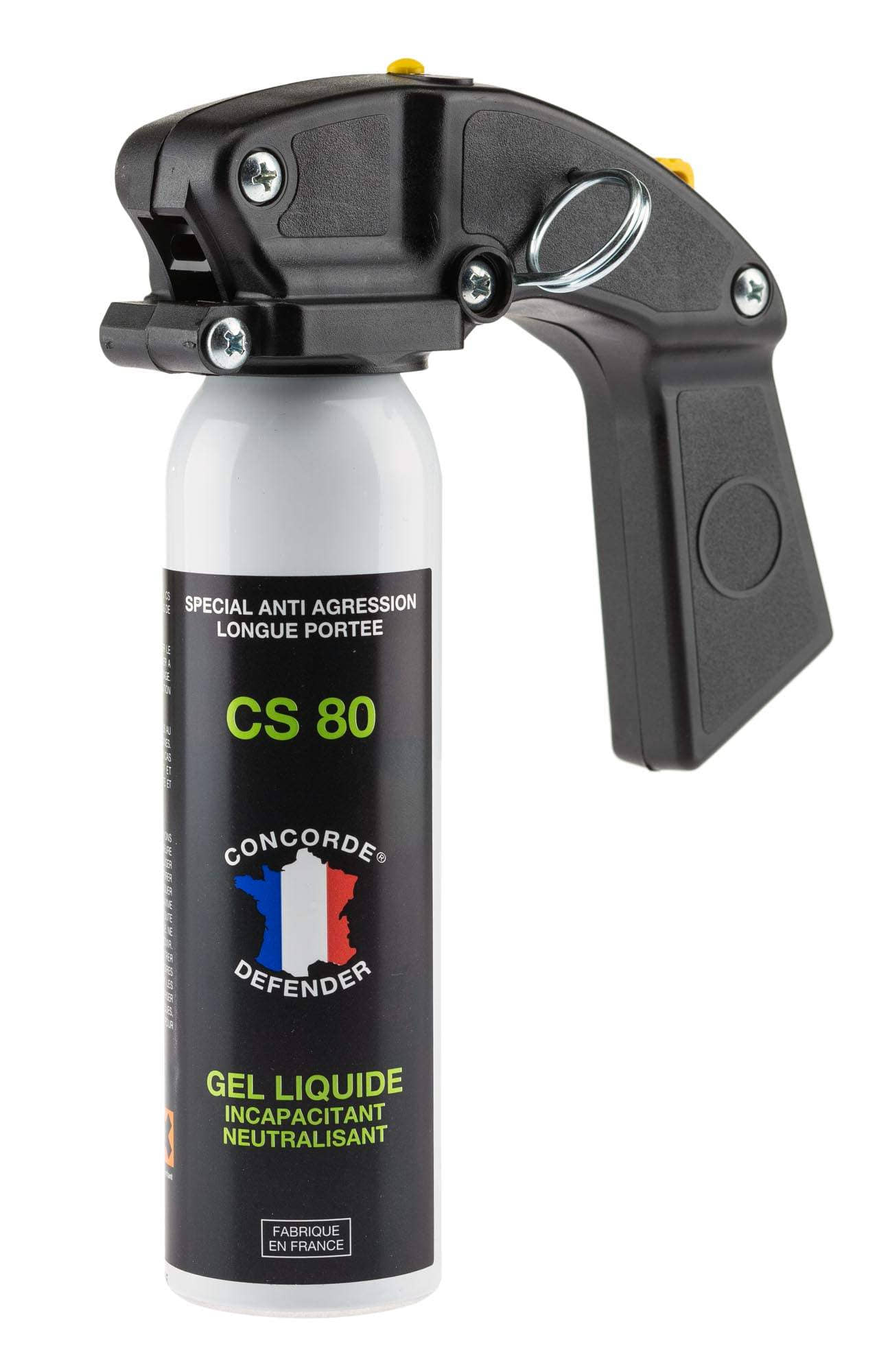 AEROSOLS GEL CS 100 ml - CONCORDE DEFENDER  - SP116